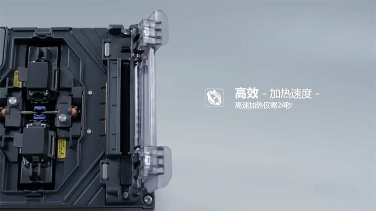 住友T400S熔接机加热速度